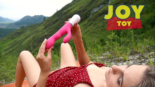 Orgasm In The Mountains - Solo Play With Lovense Nora Thumb
