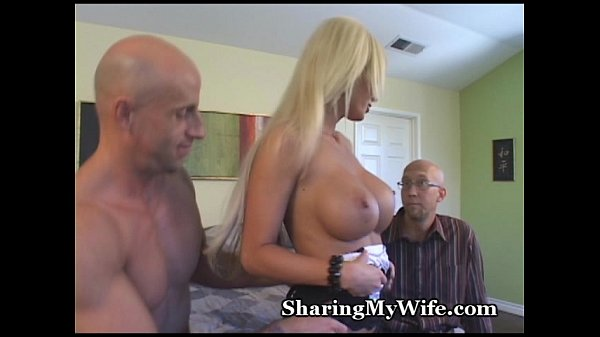 Hottie Cheats In Front Of Hubby