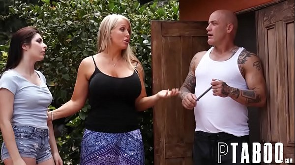 Fixing The Pool, Fucking Your Daughter Ft Alura Jenson, Keira Croft