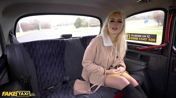 Fake Taxi Blonde Brit Gina Varney Fucked by Eur...