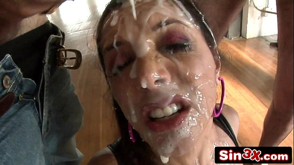 Bukkake Latina Queen Francesca Le