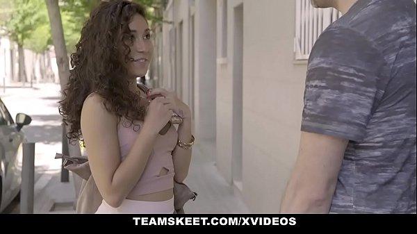 TeamSkeet - Hot Curvy Latina (Melody Petite) Fucked