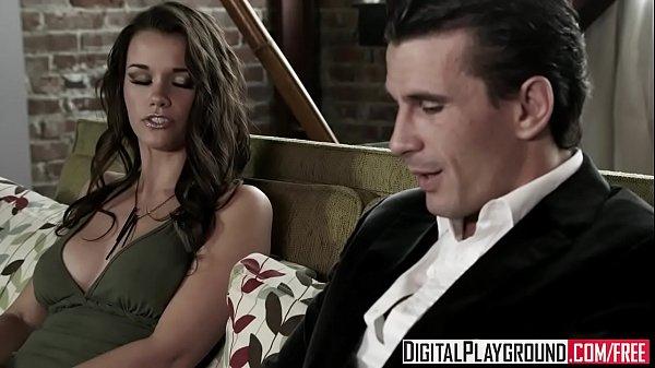 (Raven Alexis, Manuel Ferrara) - Teen loves a rough blowjob and fuck - Digital Playground