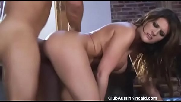 Austin Kincaid creampie after big cock drills milf well