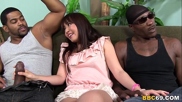 Marica Hase Anal DP With Black Cocks Thumb