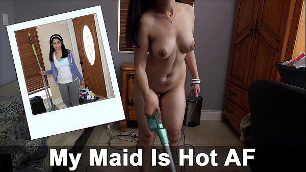 BANGBROS - Big Ass and Big Tits Latina Maid Nad...