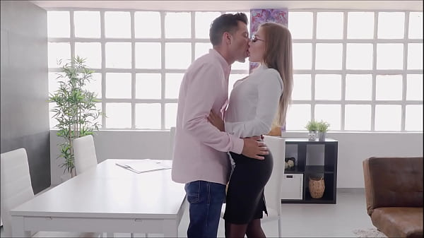 FOR WOMEN Fucking my boss Alberto Blanco in his office. Huge anal cock 4K COCK ADDICTION by PORNBCN   FULL ->