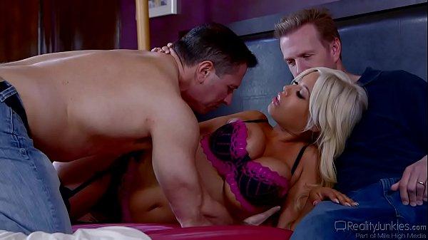 Bridgette B Gets Double Penetrated