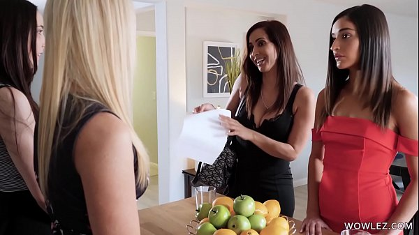 I know you are shy and innocent, Emily! - India Summer and Emily Willis Thumb
