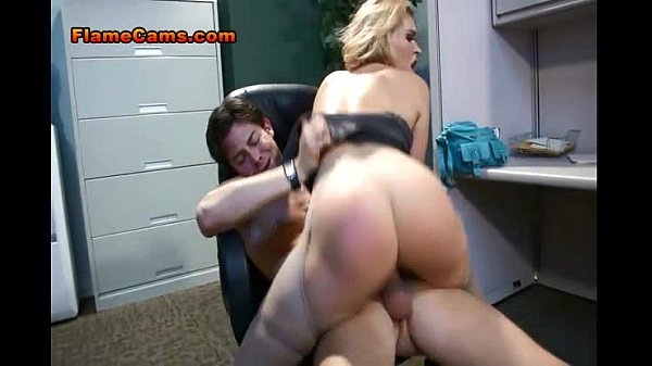 Hot Secretary With A Big Ass Fucked