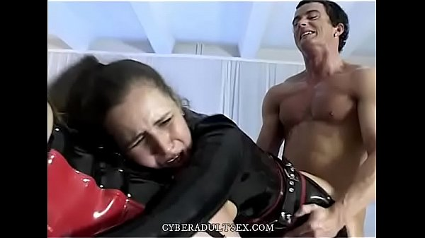 BDSM threesome with pony play bbws