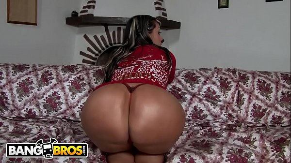 BANGBROS - Colombian MILF Sandra Gets Her Big Ass Banged By Brick