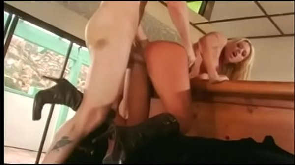 Charming blonde housewife Brittney Skye likes to visit a private club that gives sexually frustrated men and women a place to release their inhibitions and explore their dark and deviate fantasies