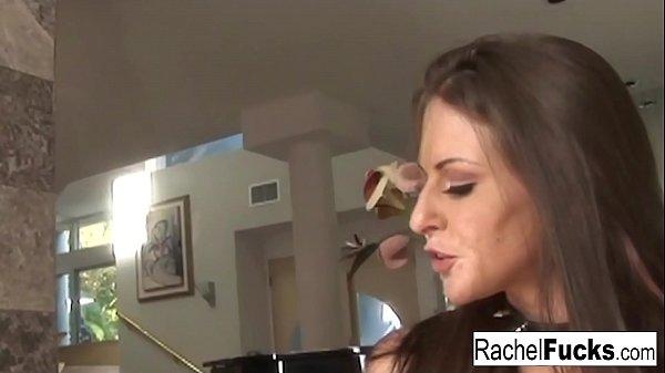 Sexy Rachel Fucks Scarlett Pain