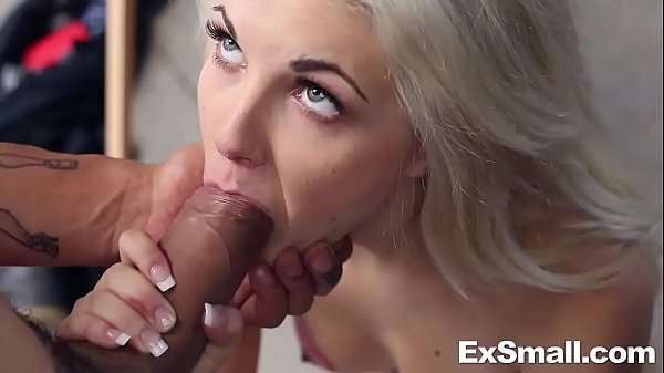 Petite Teen Painted and Fucked
