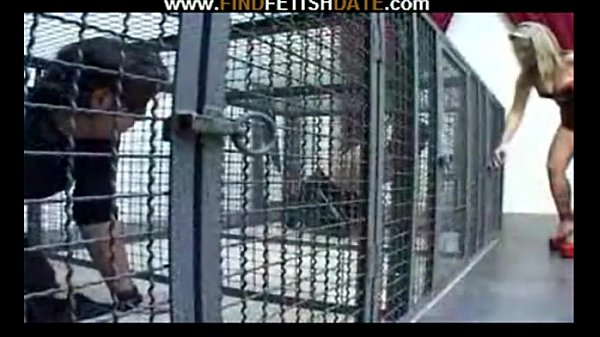 Bdsm control cage porn full hd