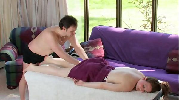 Busty massage vol 1