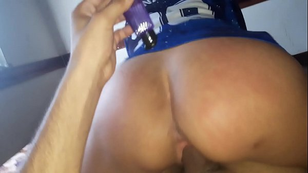 Young girl moaning while fucking
