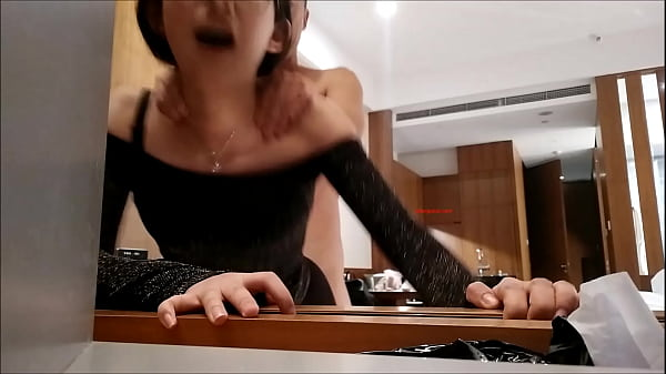 Slutty chinese lady shows her true colors
