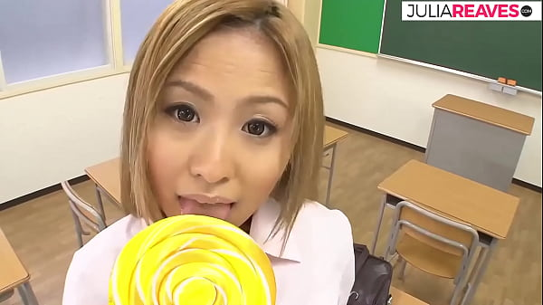 She should study, but she would rather have sex, uncensored JAV