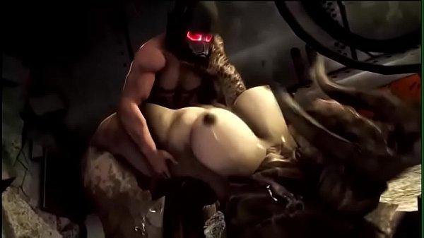 3d Monster Fuck Hardcore '3d hentai monster
