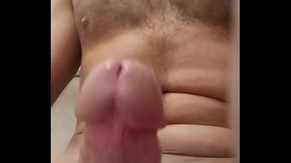 Jackin off after watchin porn