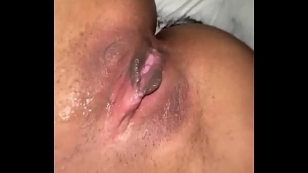 Wet shell anus throbbing