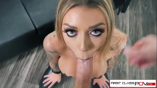 First Class POV - Watch Karma Rx take her mouth...