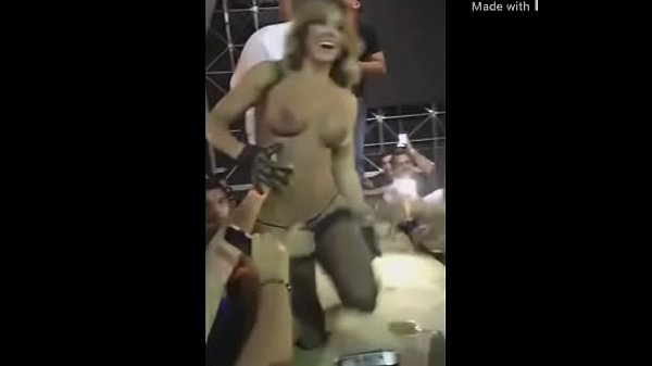 Stage show sexy