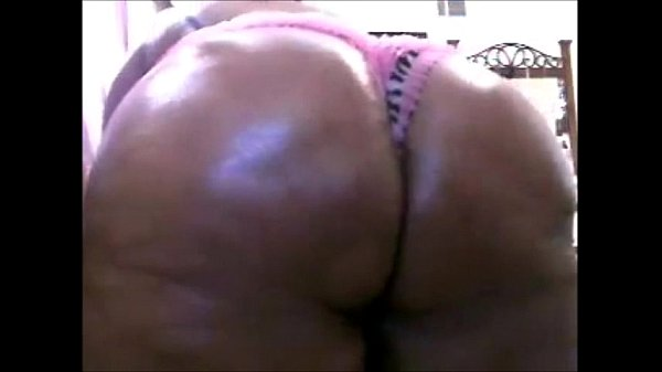 Crazy ebony big booty bbw twerking fat jiggly ass