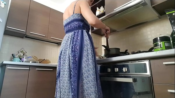 Preview of cooking and farting on spycam
