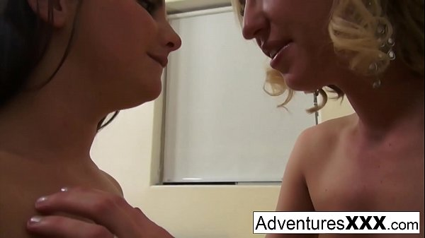 Hope and Victoria White love to share a large Dick!