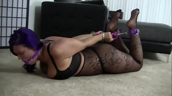 This is my first time being bound in handcuffs JOI