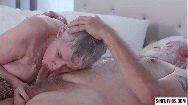 Granny and Grandpa Bonnie Nilsen and Joel Kann - Guide to Wicked Sex: Senior Sex Scene 1