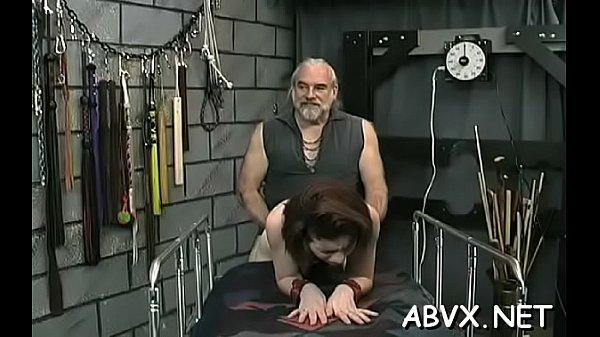 Large boobs babe hard fucked in extreme thraldom xxx scenes Thumb