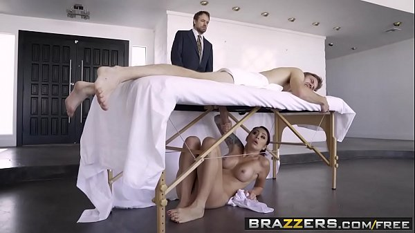 Brazzers - Real Wife Stories - Moniques Secret Spa Part 3 scene starring Monique Alexander and Danny