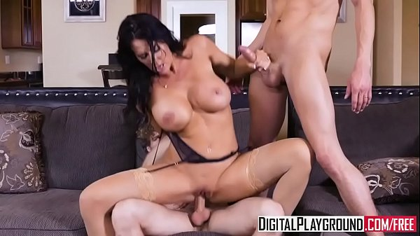 DigitalPlayground - My Wifes Hot Sister Episode 5 Reagan Foxx and Michael Vegas and Xander Corvus Thumb