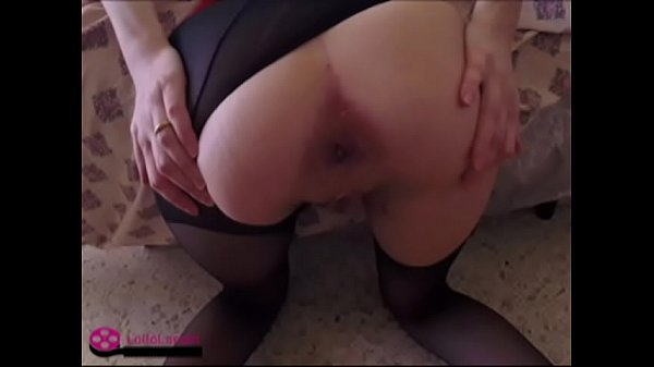 anal destroyed and filled of cum by big cock