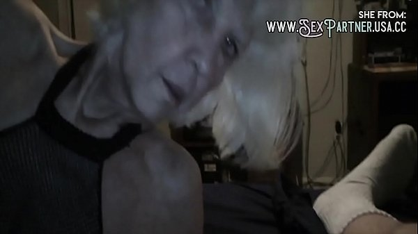 Granny from the grocery store - She From: www.sexpartner.us