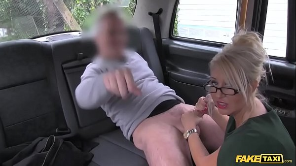 Fake Taxi Massage therapist works her magic