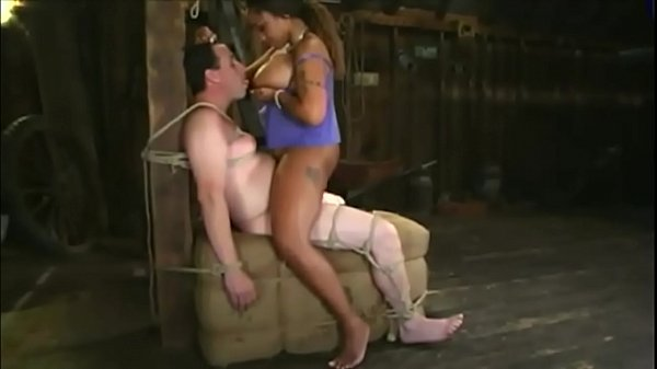 Casey Kitten Dominates White Slave Thumb