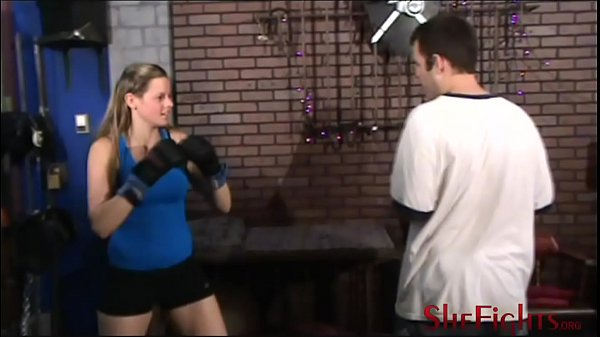 Cassidy Brutally Beats & Dominates Army Guy - b. With Smile