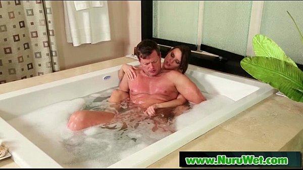 Nuru massage with a happy ending 01