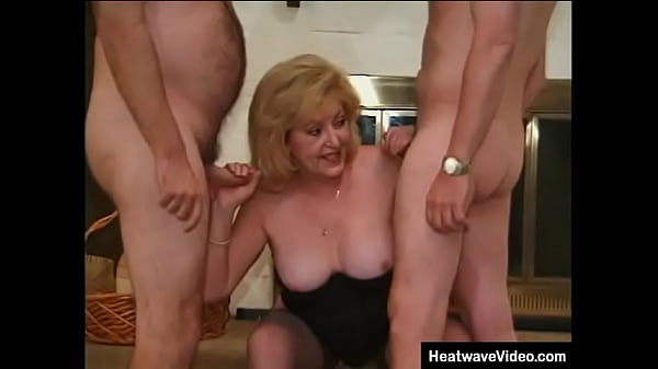 Group sex with mature sluts