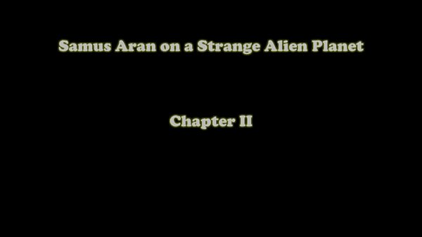 Samus and the strange alien planet chapter 2 by...