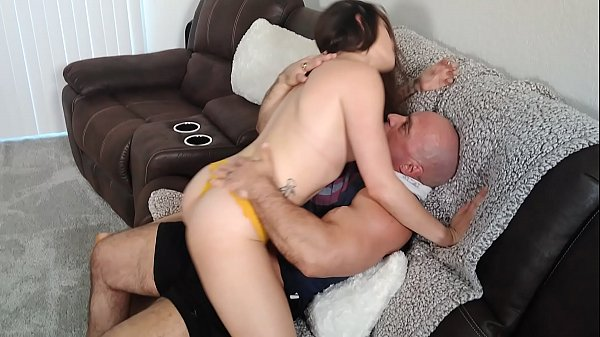 Dacey Harlot grinds on Tony Dinozzo