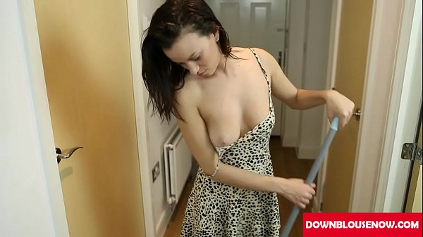 clean cleavage