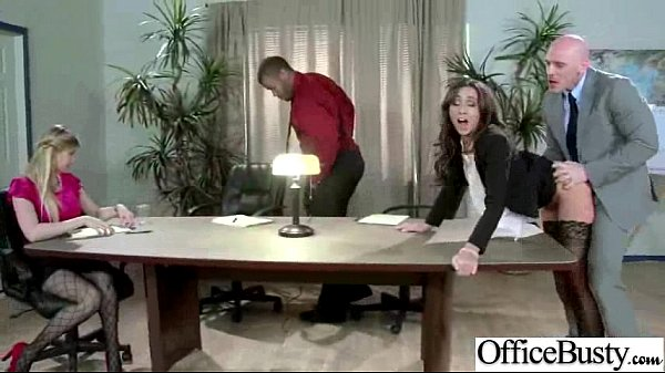 Sex Tape In Office With Slut Big Juggs Horny Girl (stephani moretti) video-29
