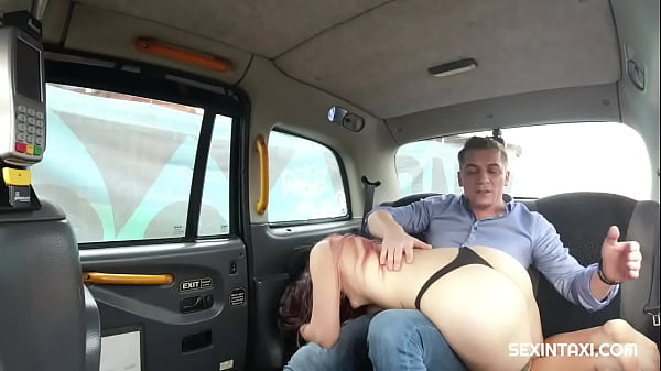 Taxi driver with obscene suggestions