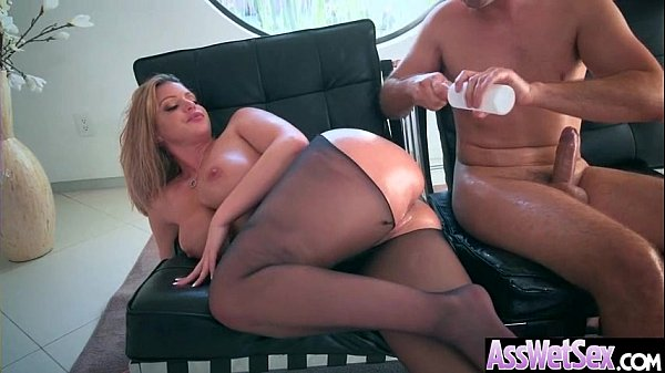 (Brooklyn Chase) Big Curvy Ass Girl Love Deep A...